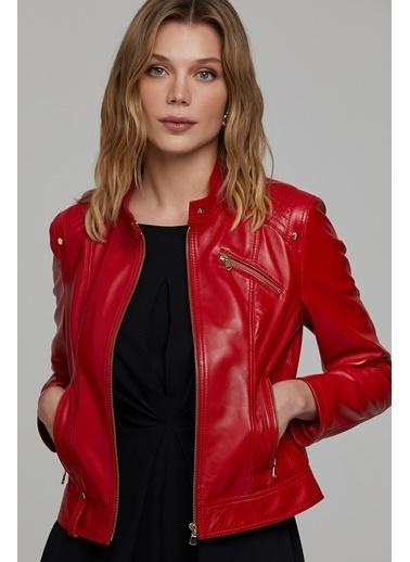 Derimod Sonia Casual Kırmızı
